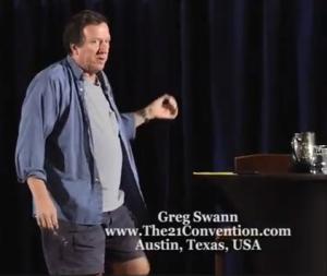 GregSwannAtThe21Convention