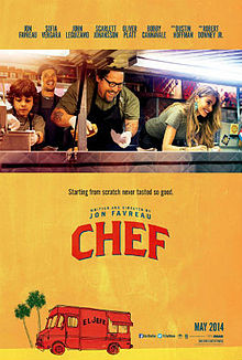"""If you like the idea of good people working hard and winning, """"Chef"""" will make a hearty meal for your soul."""